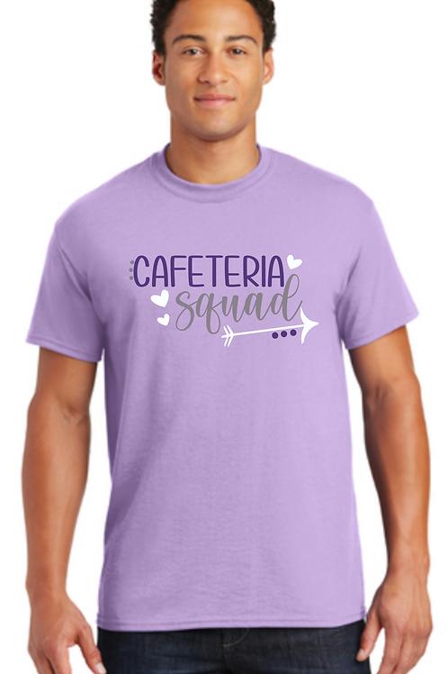 Cafeteria Squad Tee