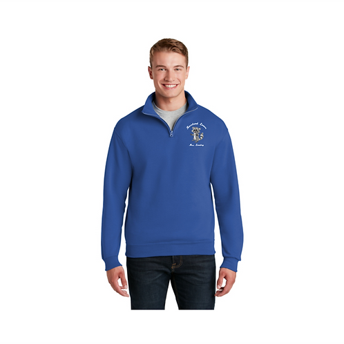 Raceland Lower 1/4 Zip Pullover
