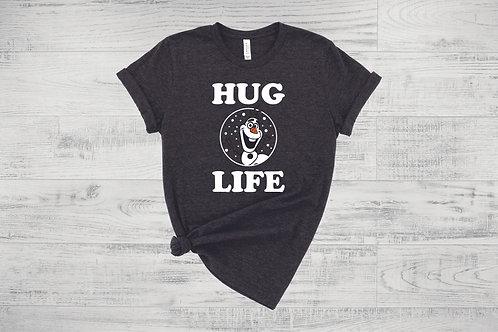 Olaf - Hug Life Tee
