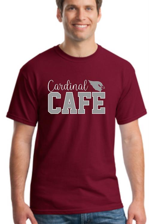 Cardinal Cafe Tee
