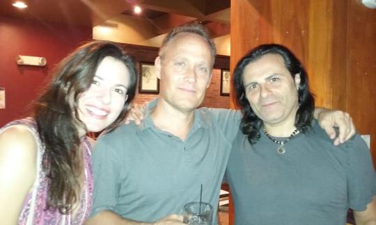 Gemma Forbes, Grant Slater & Phil Allocc