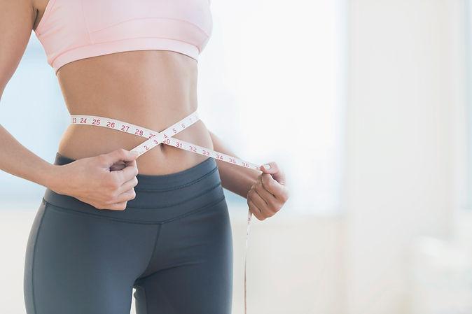 misure del corpo