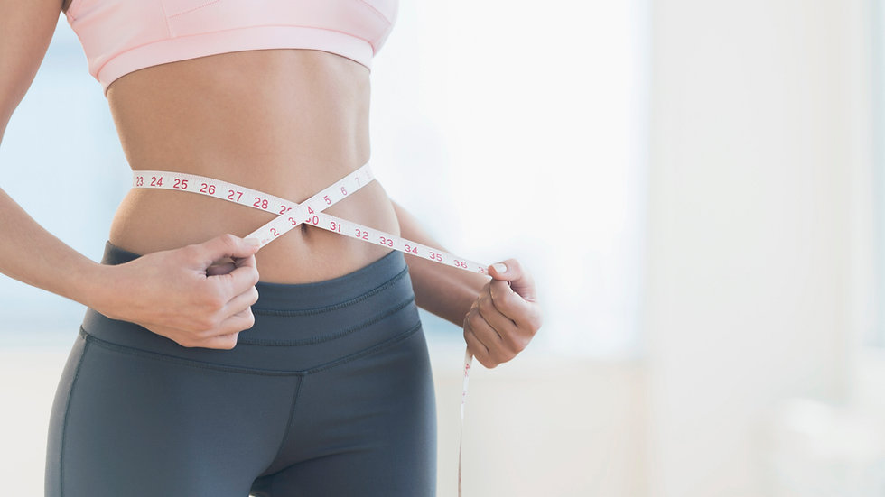 Weight Loss - A Shapely Figure