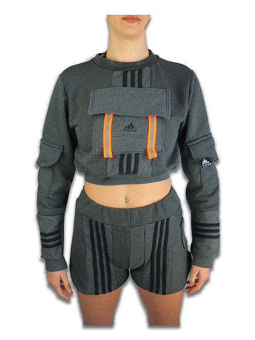 Adidas Shorts Emergency Sweat set