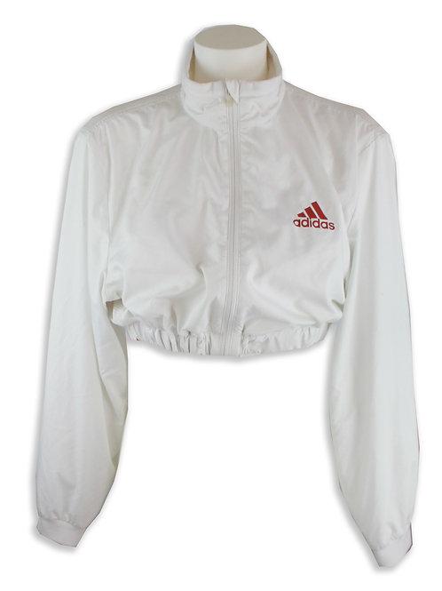 Adidas ice Cropped Track Jacket