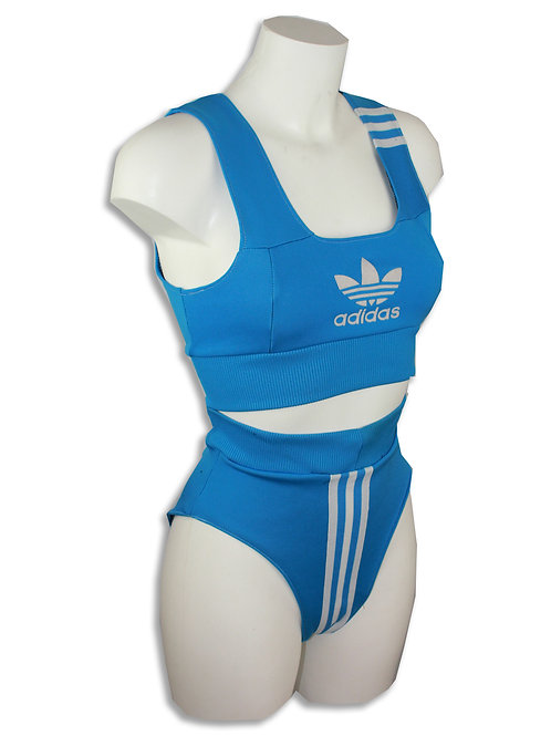 Adidas Dream Blue Two Piece set