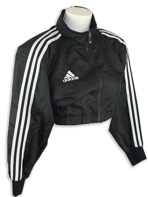 Adidas waterproof Cropped Wind-Breaker