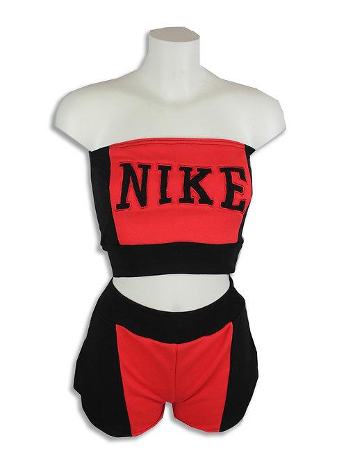 Nike Red TwoPiece set