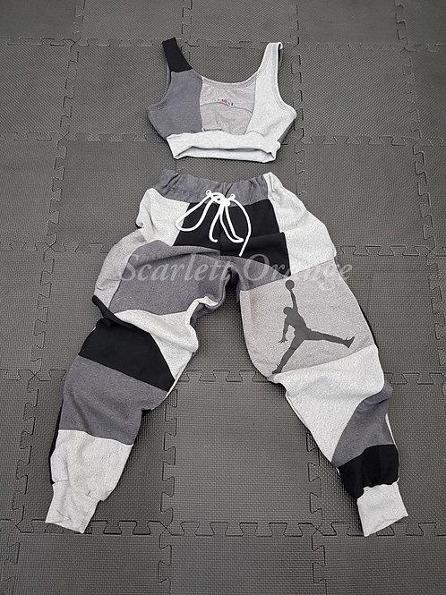 Reworked Jordan Grey 1 Made to Order