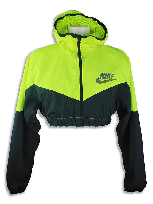 Nike Neon Yellow Rare Wind Breaker