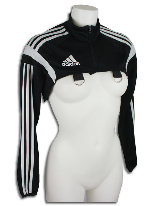 Adidas Extreme crop with  D-Ring Detail