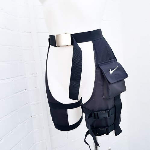 Reworked Nike Chaps Made to order