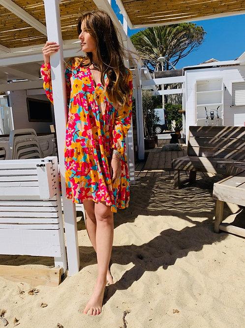 Robe courte Banditas Calli