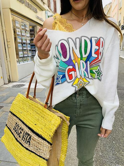 Pull Wonder girl