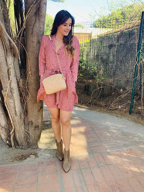 Robe courte Nina