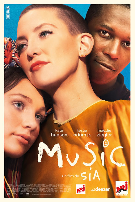 MUSIC SIA Affiche