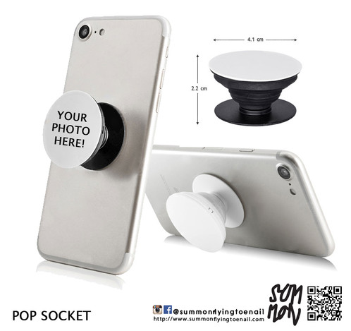 create your own pop socket
