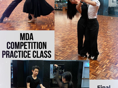 Final MDA Practice Session for 2020