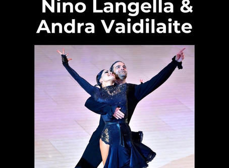 Online Classes with Nino Langella & Andra Vaidilaite