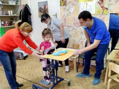 Семинар с мастер-классом специалистов для родителей
