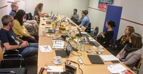 SALSA F2F meeting in Zurich