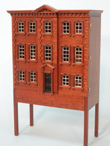 Georgian Dolls House Cabinet (3 Day)