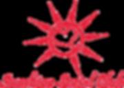 Sunshine Social Club logo - red - reduce