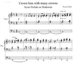 Hymn Preludes - Book 1 - samples -  Crow