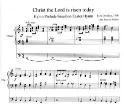 Hymn Preludes - Book 1 - samples -  Chri