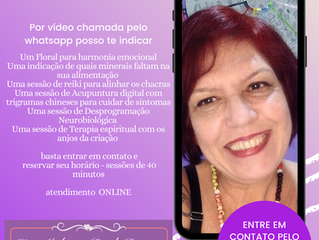 Atendimentos online