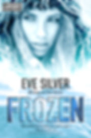 Frozen by Eve Silver author, science fiction romance