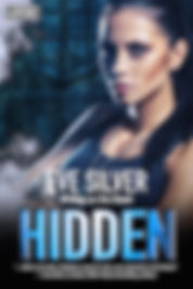 Hidden by Eve Silver author, science fiction romance