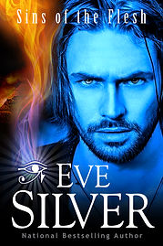 Sins of the Flesh by Eve Silver author, urban fantasy, paranormal romance