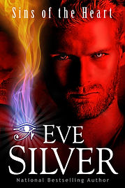 Sins of the Heart by Eve Silver author, urban fantasy, paranormal romance