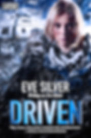 Driven by Eve Silver author, science fiction romance