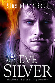 Sins of the Soul by Eve Silver author, urban fantasy, paranormal romance