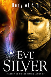 Body of Sin by Eve Silver author, urban fantasy, paranormal romance