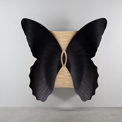 Papillon by Jean-Luc Le Mounier