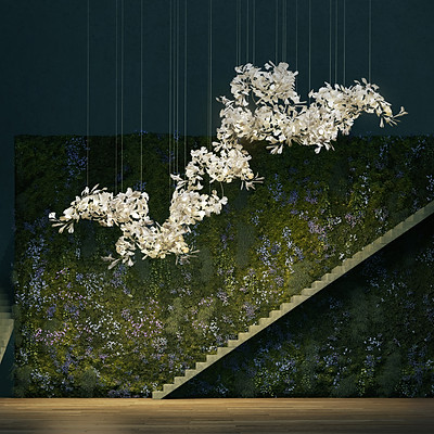 Gingko Collection by Andreea Braescu