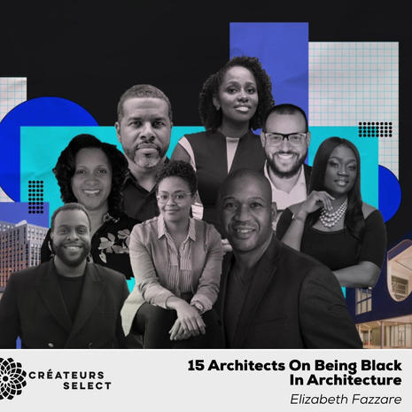 15 Architects On Being Black In Architecture  Written by Elizabeth Fazzare Cultured Magazine  - Though anti-racism statements have been made and justice, equity, diversity and inclusion actions have been pledged, the fact remains that only two percent of all of the licensed architects in the United States are Black. I spoke with a group of 15 Black architects about their challenges, successes and hopes for the future in the architecture industry, where change is a long time coming.