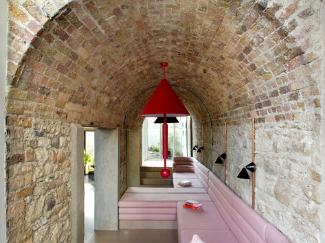Bolton Coach House  by Kingston Lafferty Design  Róisín Lafferty - Lead Designer Becky Russell - Designer  Ireland