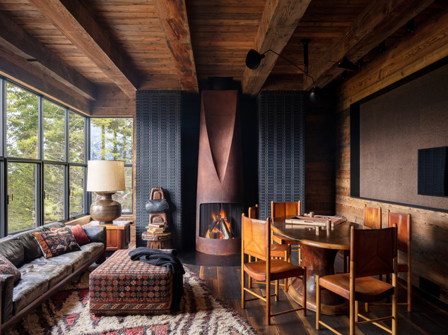 Wyoming Residence by Roger Davies