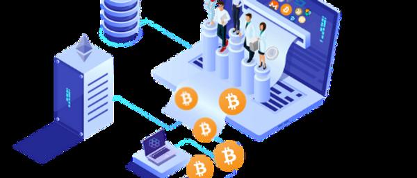 Smart Ethereum and Bitcoin Laptop