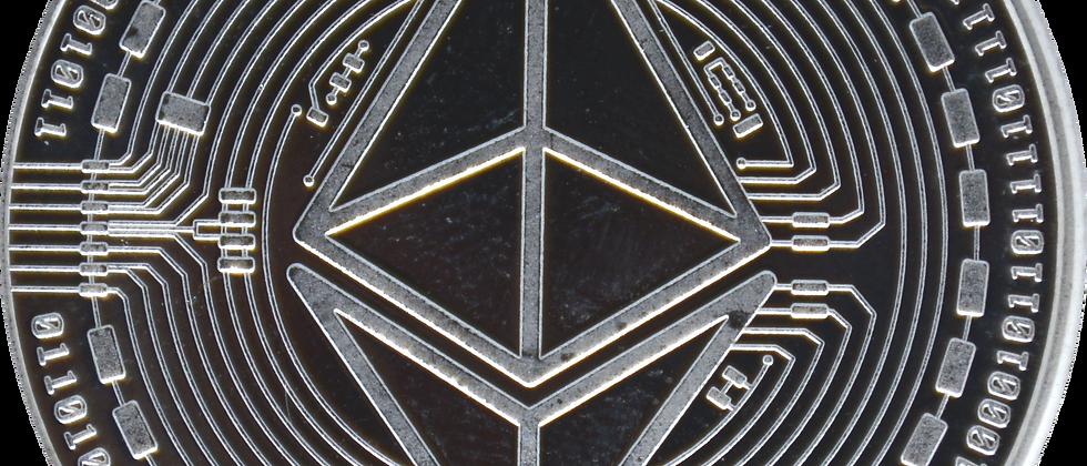 Ethereum Münze