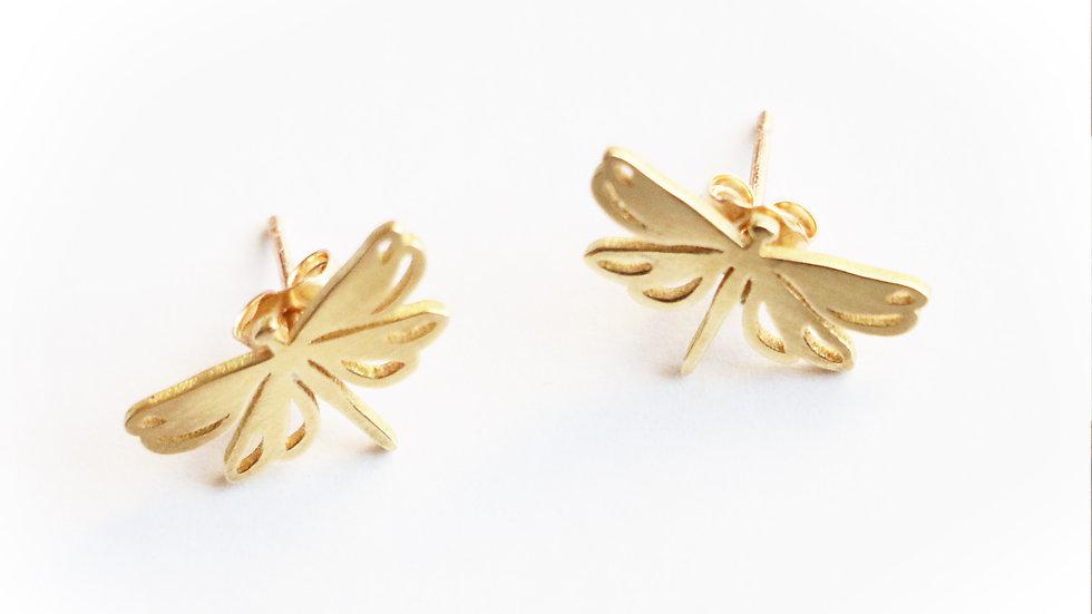 Boucles d'oreilles Odonata
