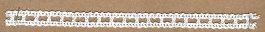 DXR629 - Entremeio 1 cm 100% poliéster