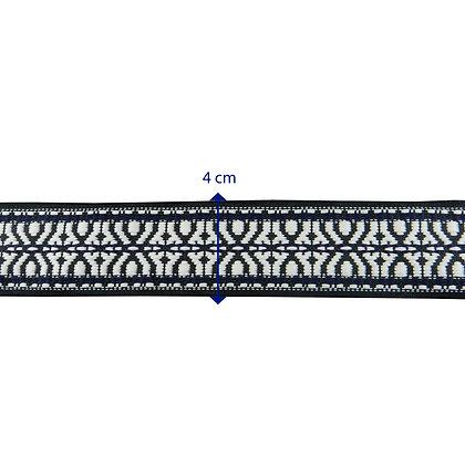 GLX39 - Galão com 4 cm de largura