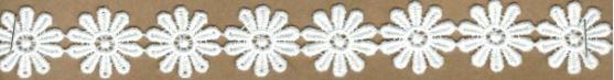 DXR579 - Entremeio 2,5 cm 100% poliéster