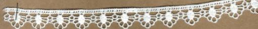 DXR526 - Bico 1,5 cm 100% poliéster