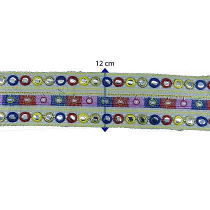GLX98 - Galão com 12 cm de largura